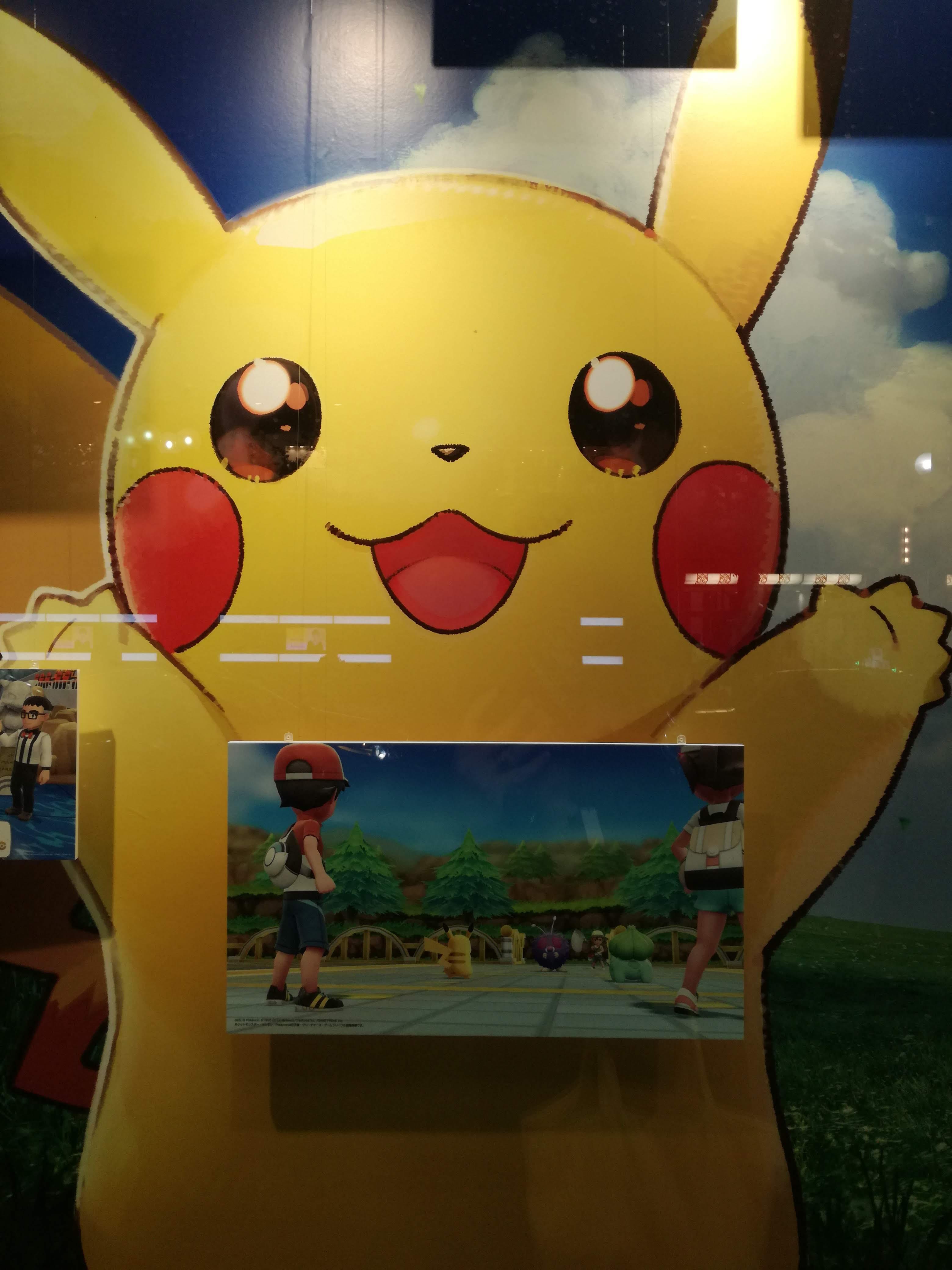【ピカブイ】Let'sGoピカブイカフェがスタート!まずは札幌パルコから!!